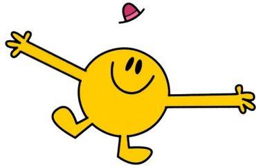 Un abrazo y un saludo con alegría para empezar bien el día