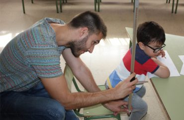 Última jornada de mediciones con el doctor Fernando Santonja