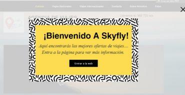 SkyFly: la agencia de viajes de los alumnos de 6º