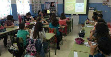 Los alumnos de 6º reciben una charla sobre técnicas de estudio