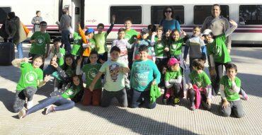 Excursión de 3º a la Estación y a la Isla de Juan Vacas