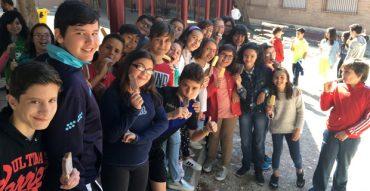 Los alumnos de 6º visitan el instituto