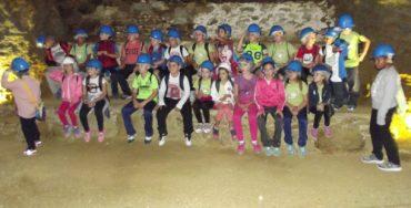 Visita a las minas de La Unión de 3º y 4º
