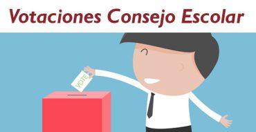 Instrucciones y horario de votaciones – Elecciones Consejo Escolar 2016