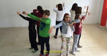 We are green: aprende a cantar y bailar nuestra canción
