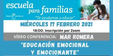 Seminario para padres: Educación emocional y emocionante