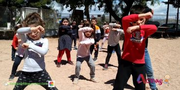 Nuevo reto colectivo para Escuelas Activas: haka maorí