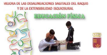 Educación postural y mejora de la extensibilidad isquiosural