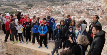 Visita al museo arqueológico y marcha castillo-tunelillos 5º y 6º