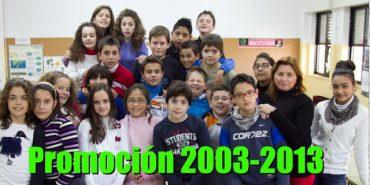 Fiesta de graduación de los alumnos de sexto