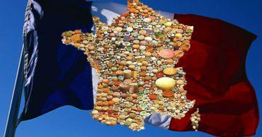Les frômages de France