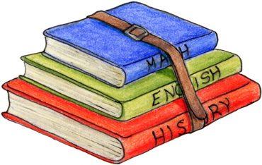 Libros de texto curso 2012/2013