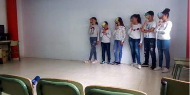 Teatro en Inglés 6º