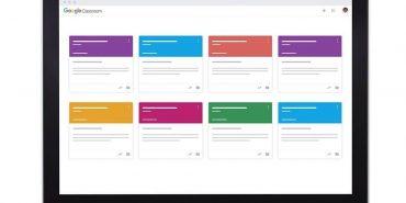 Grabación de la videoconferencia sobre Google Classroom