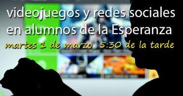 videojuegos y redes sociales en alumnos de la Esperanza