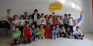 Recibimos a escritora e ilustradora Carmen García Iglesias