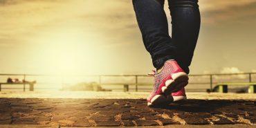 Estás a 10.000 pasos de una vida saludable